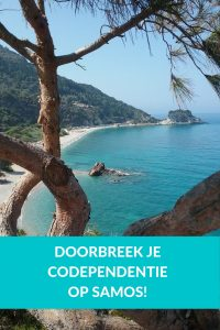 codependentie doorbreken Samos