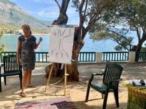 Inspiratiereis: Codependentie doorbreken in Griekenland
