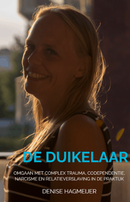 Cover boek De Duikelaar - Denise Hagmeijer
