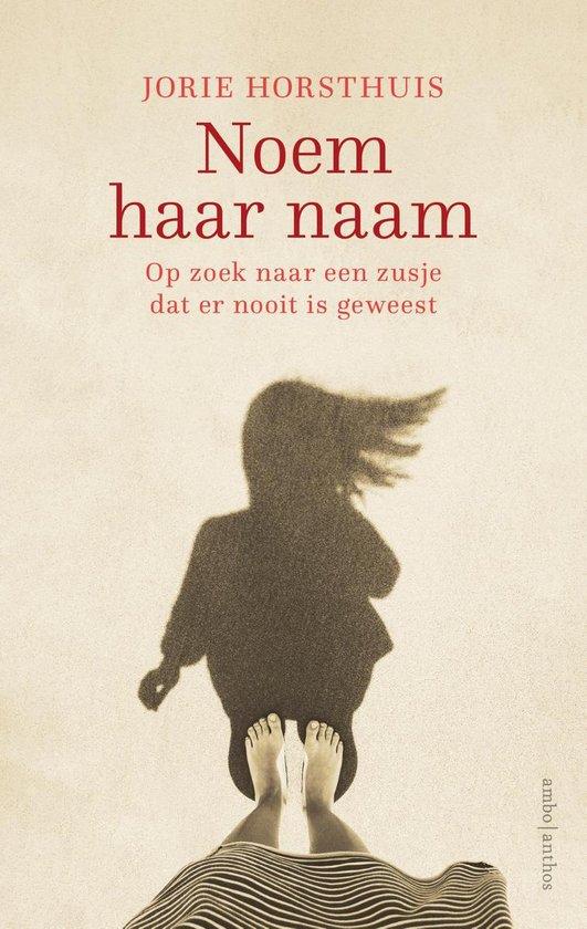 Boek Noem haar naam Jorie Horsthuis