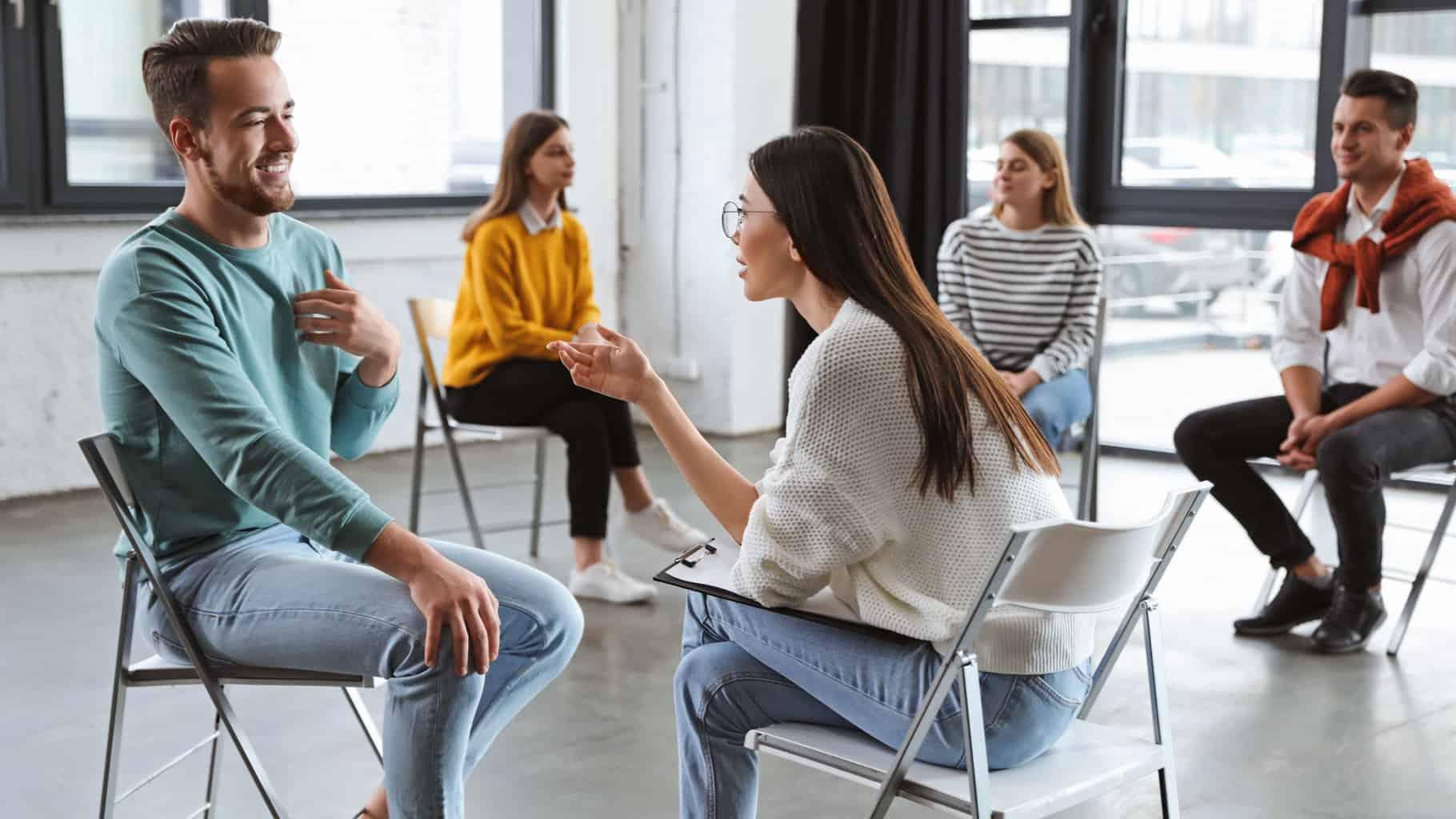 Training relatieverslaving codependentie voor professionals